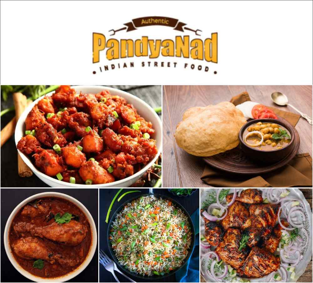 Indian Street Food Raleigh NC