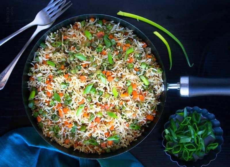 Vege Fried Rice